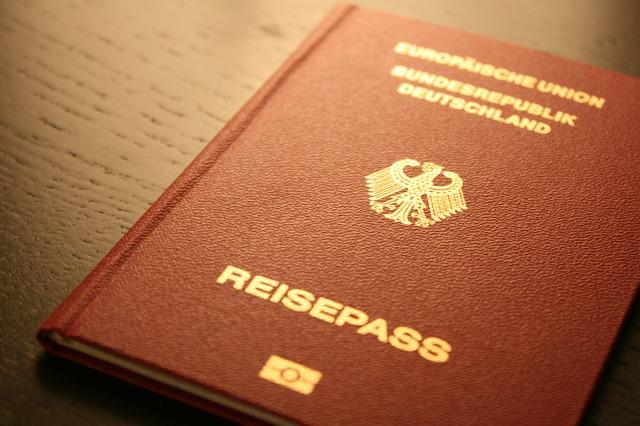 מהי עלות דרכון אירופאי